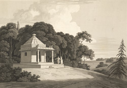 A Hindoo temple in Melchet Park, in the County of Wilts